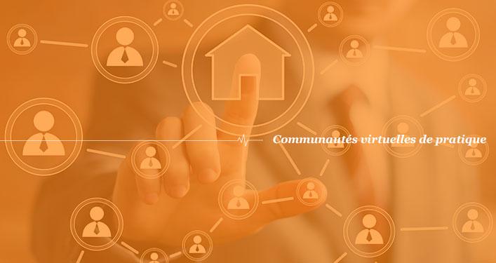 Communautés virtuelles de pratique