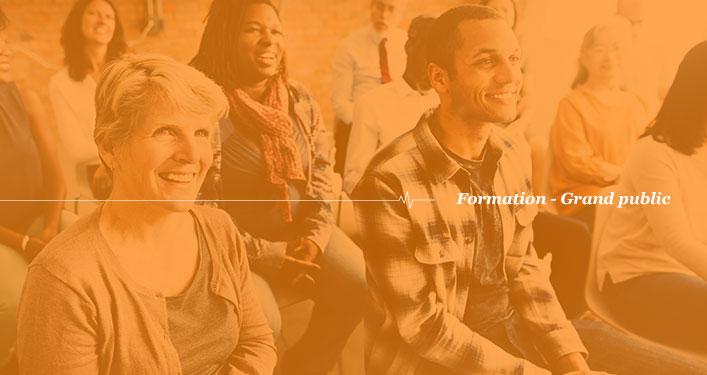 Formation – Grand public | CursUS-santé